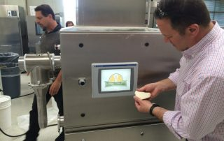 Mixing and food production with Rapidojet.