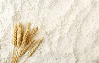 Reduce wheat flour tempering time to two hours