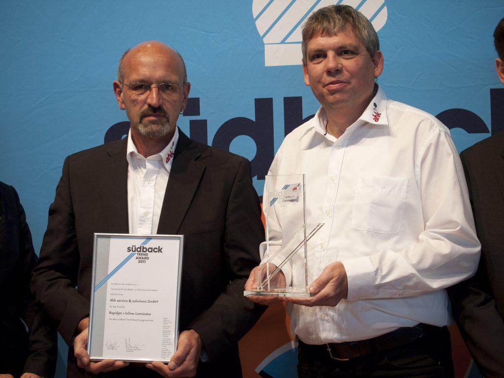 2011 sudback trend award winners